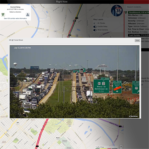 My35 Central Texas Newsletter: Traveling through Waco on I ... on weather maps, google maps, dynamic maps, information maps, street view maps, driving directions maps,